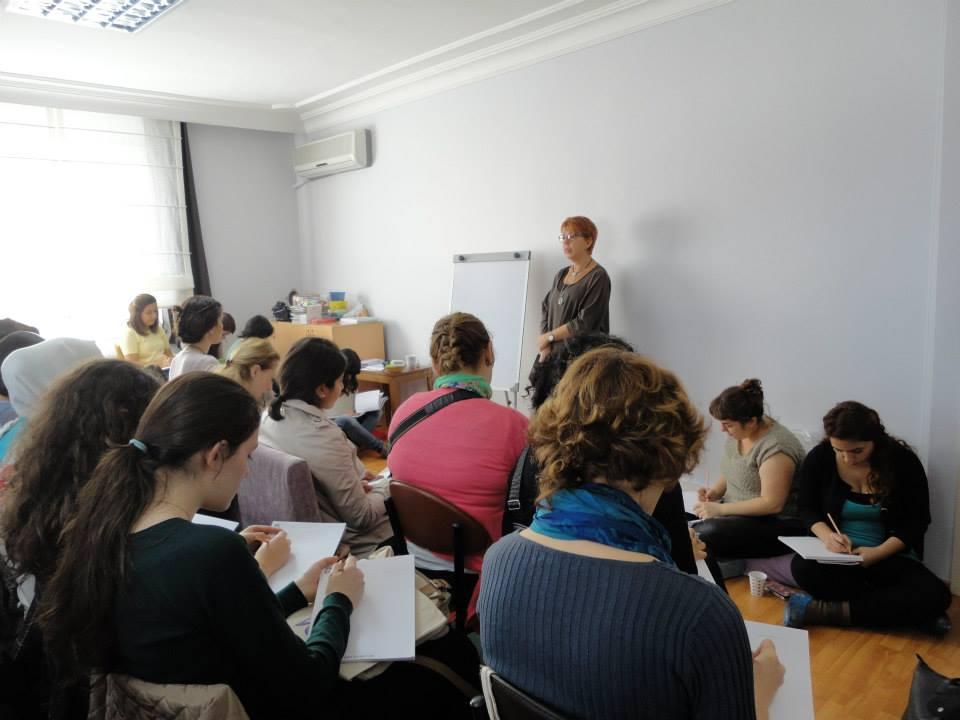 SOSDES Programı Temel Eğitici Eğitimi ve Atölyeler