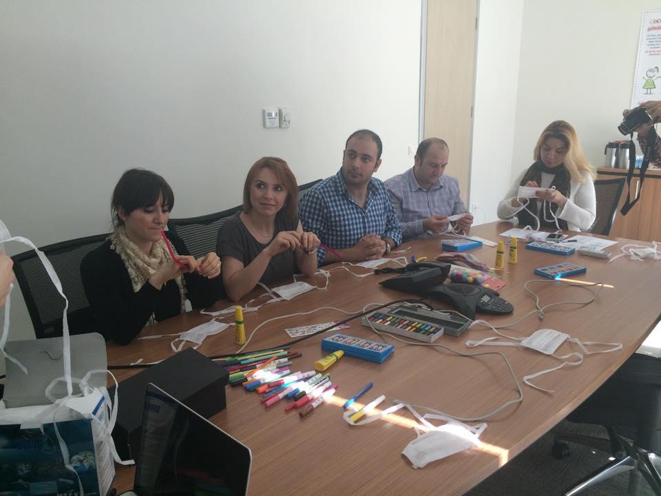 SOSDES - Ald Automotive Gönüllüleri