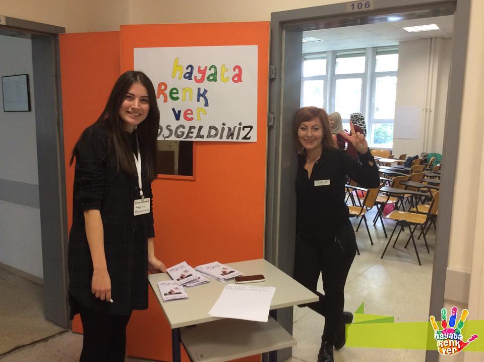 Boğaziçi Üniversitesi SOS-DES Eğitimi