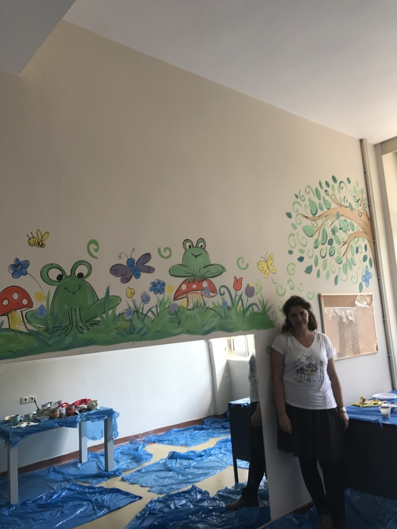 Çapa Esnaf Hastanesi çocuk Fizik Tedavi Bölümü