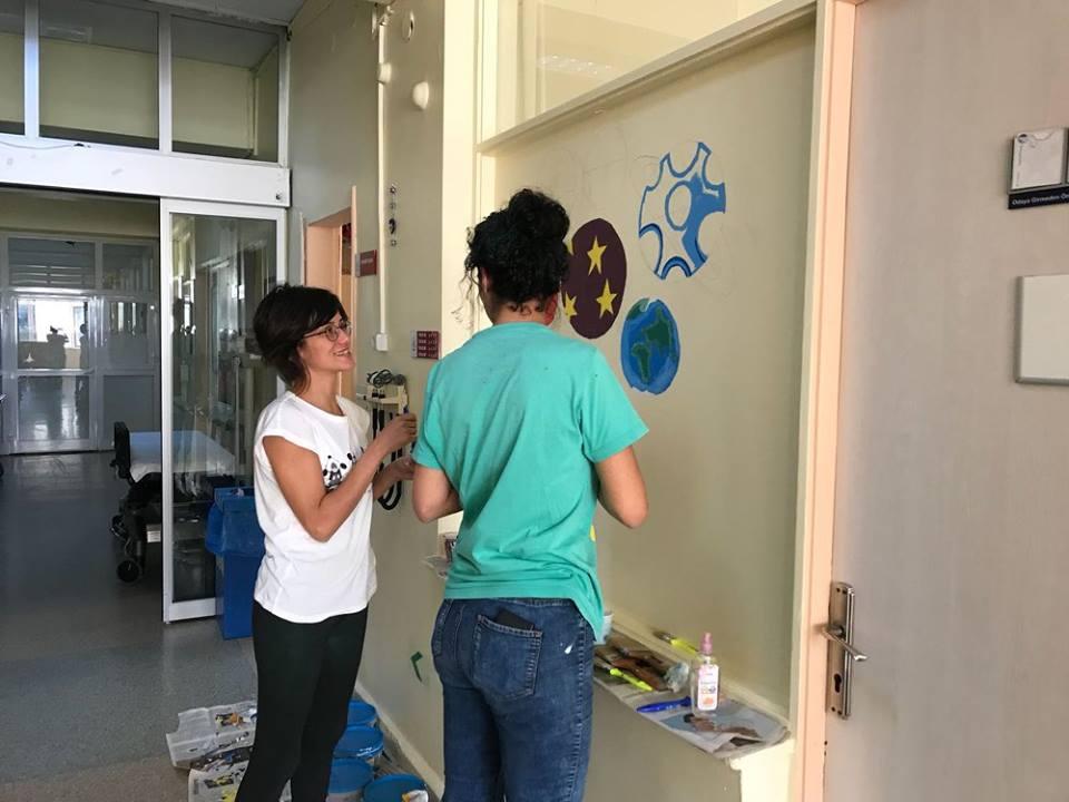 Medeniyet Üniversitesi Göztepe Eğitim ve Araştırma Hastanesi Çocuk İntaniye Servisi