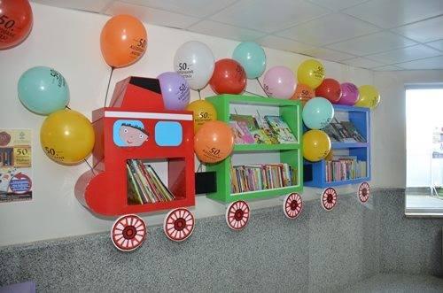 Sinop Atatürk Devlet Hastanesi Koridor Kütüphanemiz