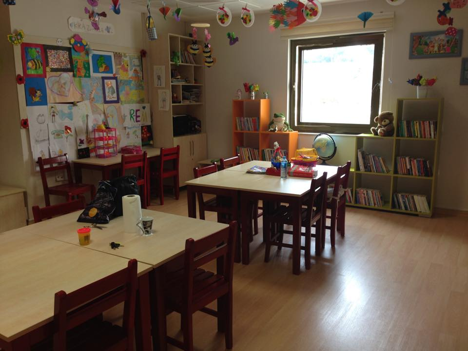 Mersin Devlet Hastanesi Koridor Kütüphanemiz